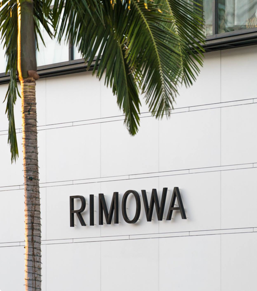 discover rimowa heritage 2018