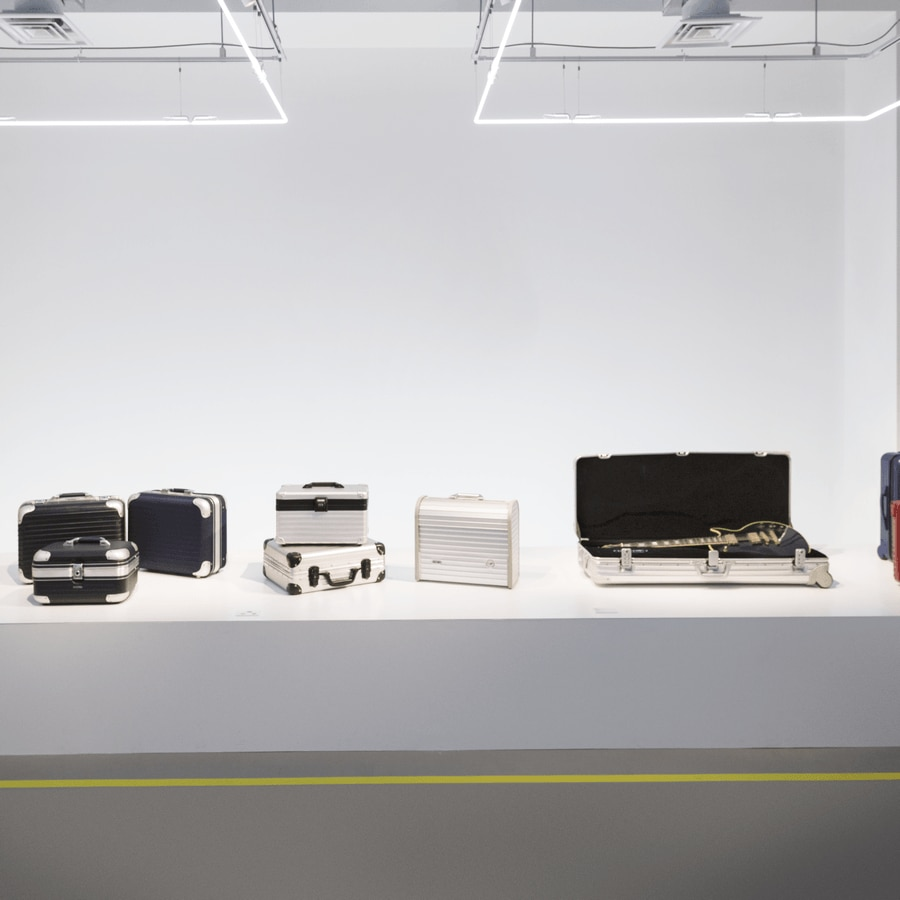 Introducing the RIMOWA Heritage Room at Ginza