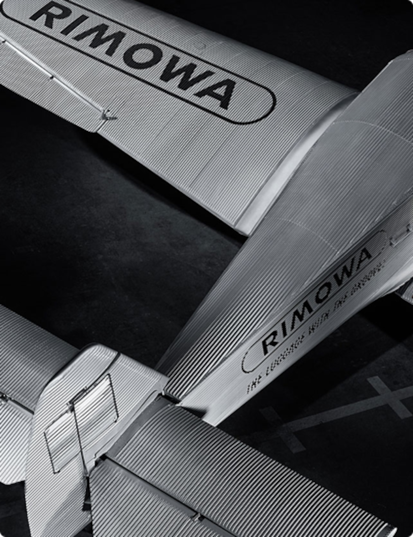 discover rimowa heritage 1950