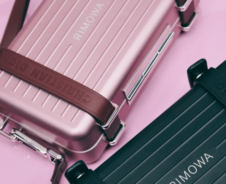 DIOR and RIMOWA : A Capsule Collection
