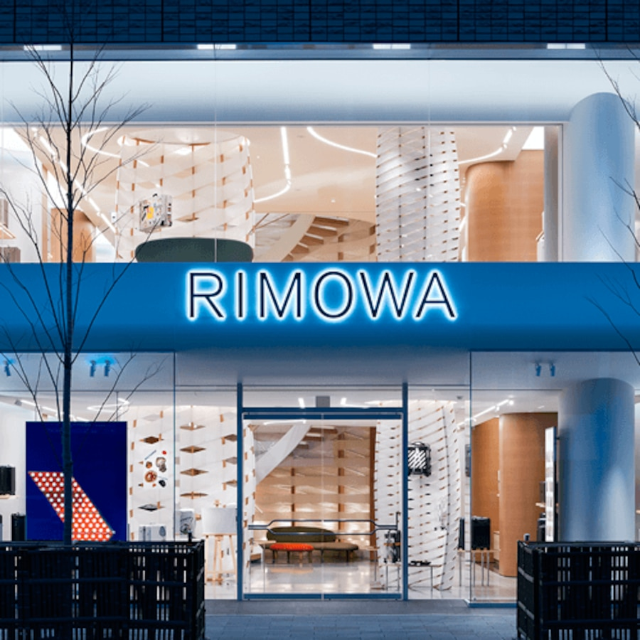 A star-studded flagship opening in Ginza