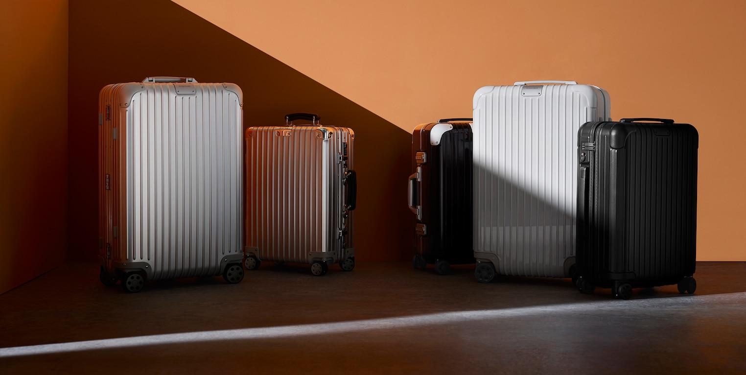 スーツケースのリーディングブランドRIMOWA(リモワ)