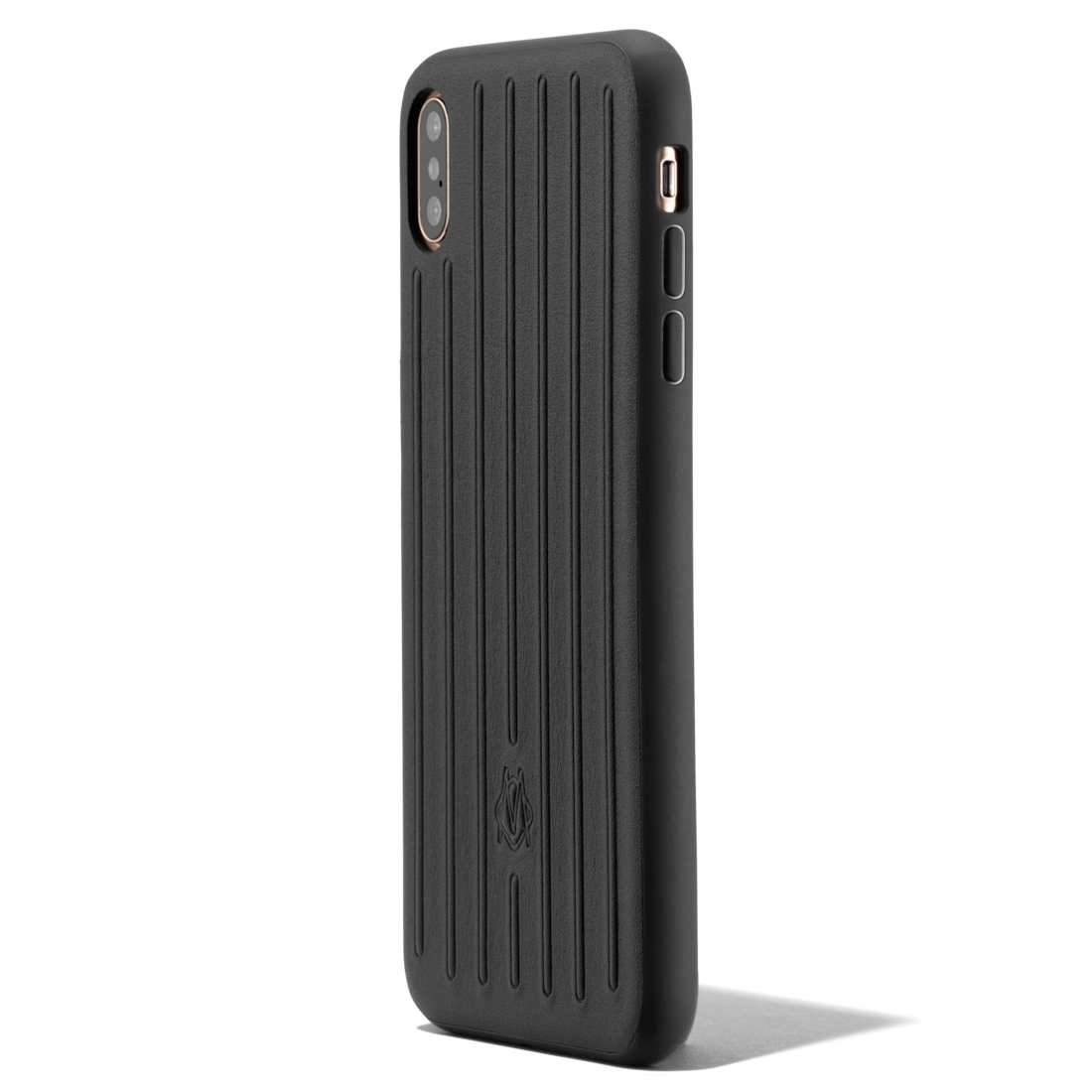 accessories Leather Black Case for iPhone XS Max