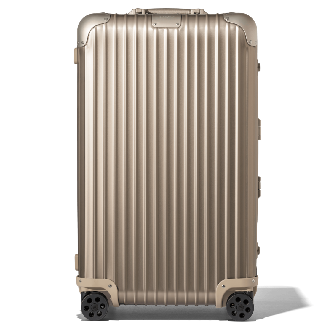 The Rimowa Original Trunk travel product recommended by Kalev Rudolph on Lifney.
