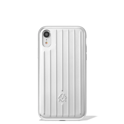 Aluminum Groove Case for iPhone XR