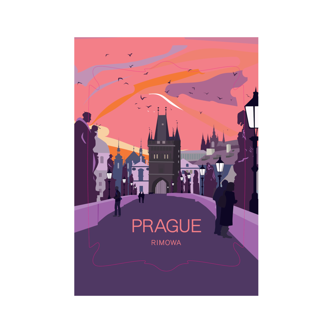 Prague - Stickers