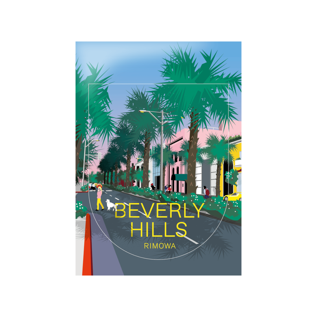 Beverly Hills - Stickers