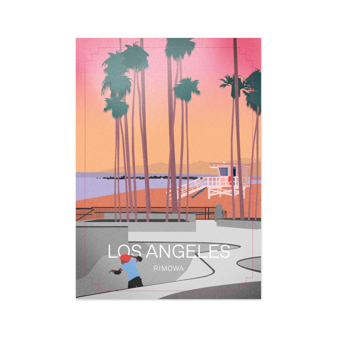 Los Angeles - Stickers