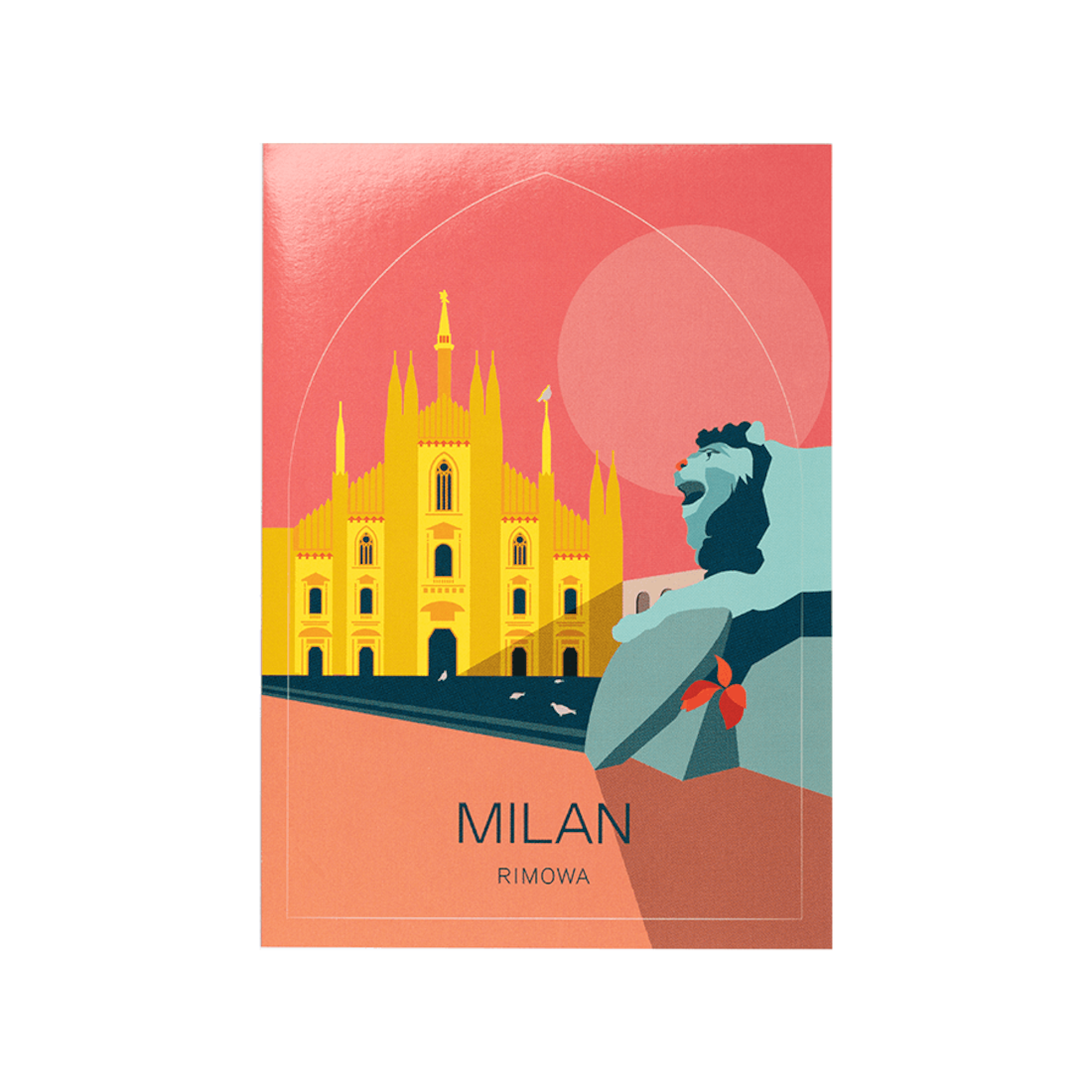 Milan - Stickers