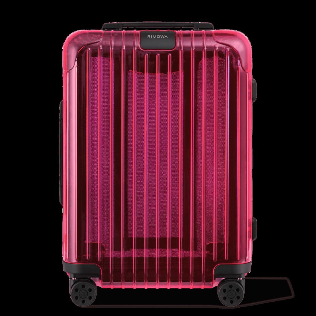 Essential Cabin Neon 光沢アルミニウム スーツケース