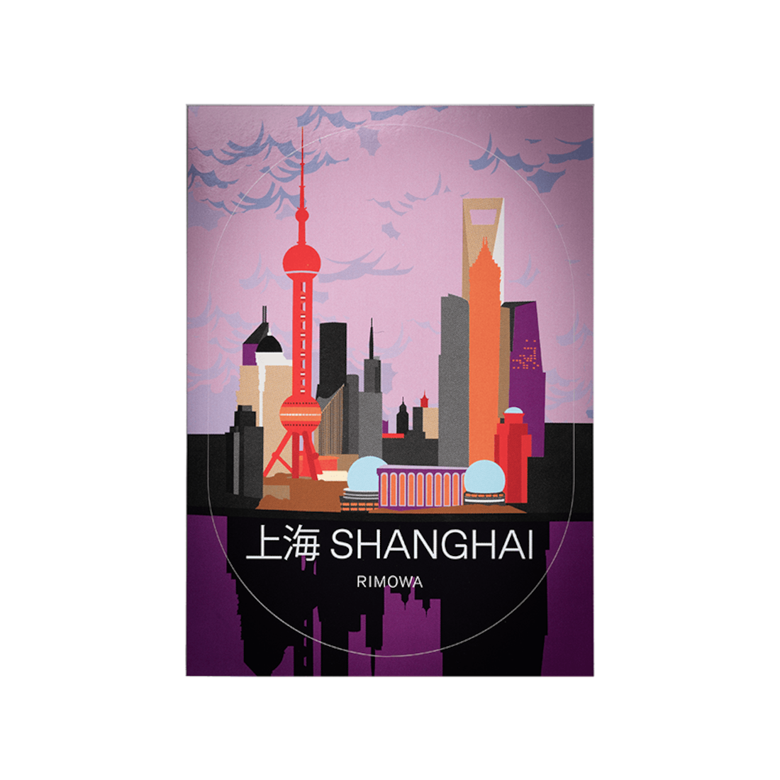 Shanghai - Stickers