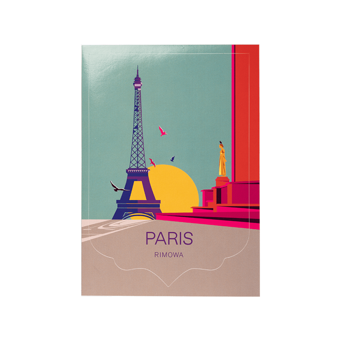 Paris - Stickers