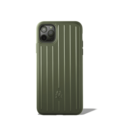 Polycarbonate Cactus Green Groove Case for iPhone 11 Pro Max