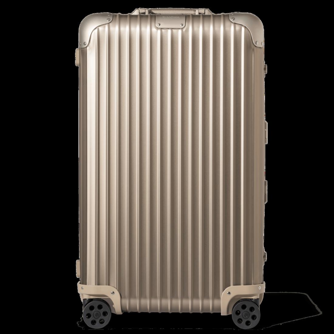 RIMOWA(リモワ)おすすめのブランドスーツケース1