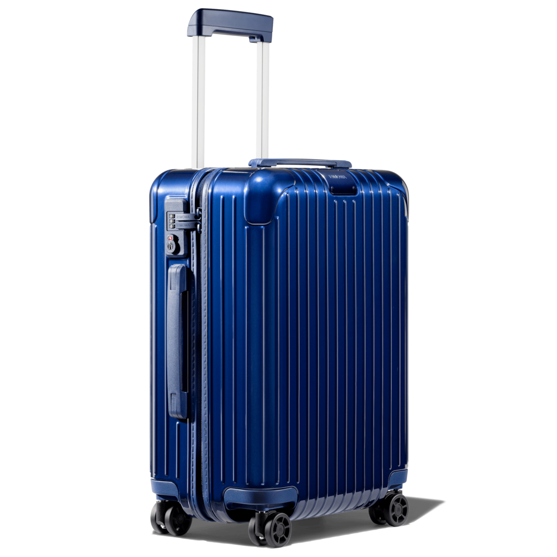 Rimowa Luggage brand Cabin Carry-On blue color