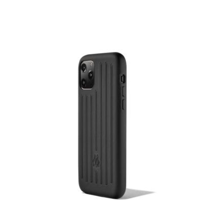 Leather Black Case for iPhone 11 Pro