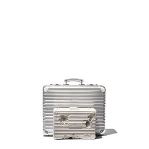 Attaché-case errodé RIMOWA x Daniel Arsham