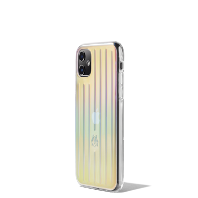 Iridescent Groove Case for iPhone 11