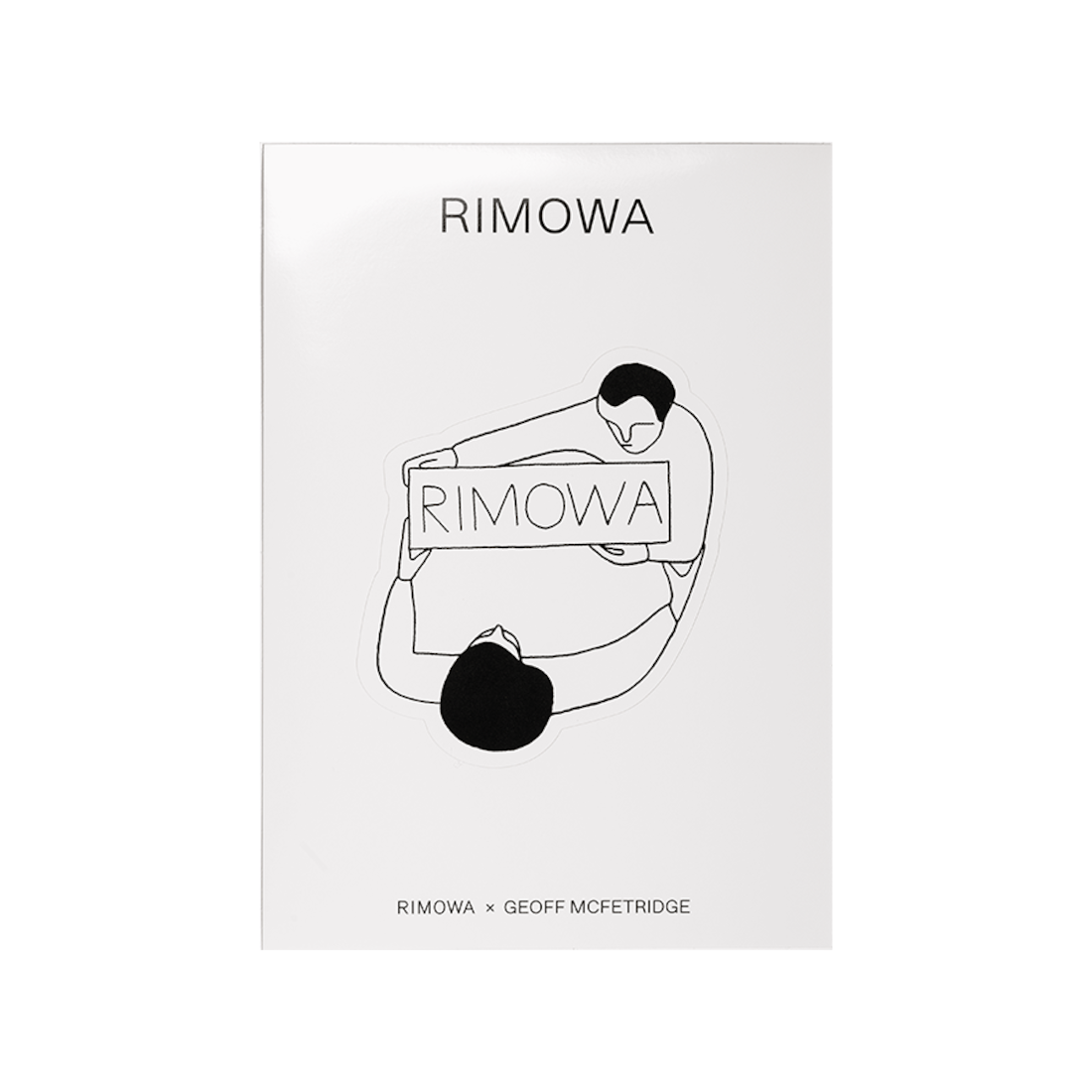 Our RIMOWA - Stickers