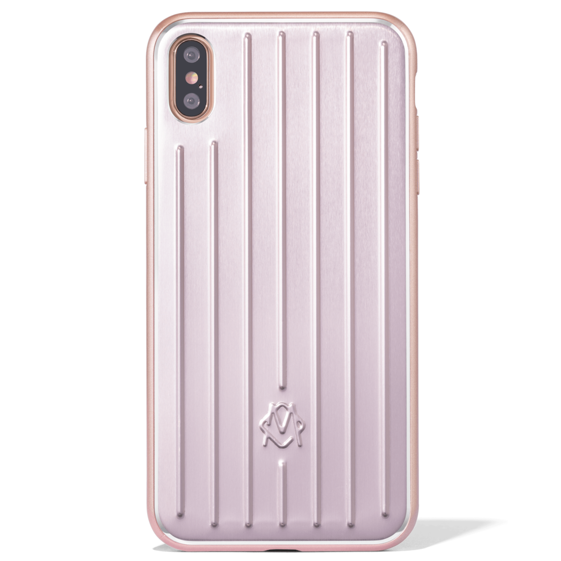 Aluminium Groove Case for iPhone XS Max - accessories
