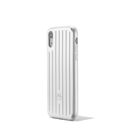 Aluminium Groove Case for iPhone XR