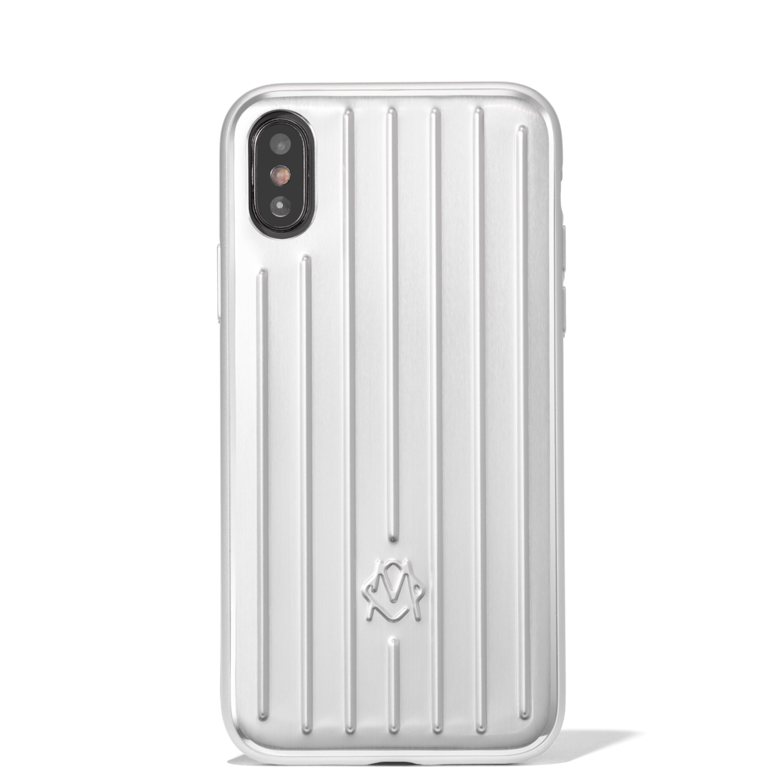 Aluminum Groove Case for iPhone XS