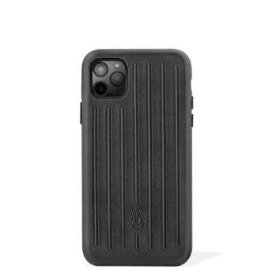 Leather Black Case for iPhone 11 Pro Max