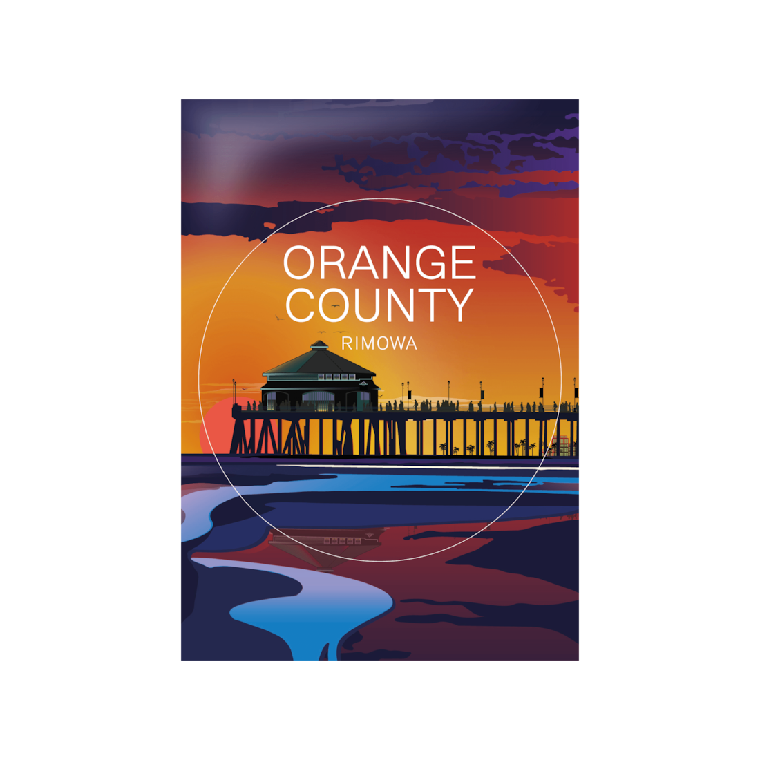 Orange County - Stickers