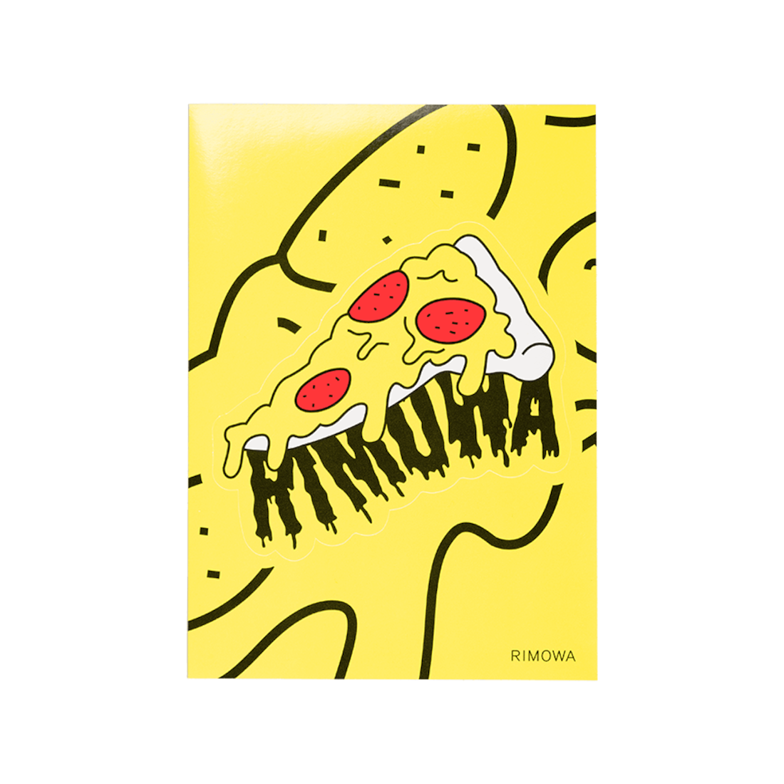 Pizza - Stickers