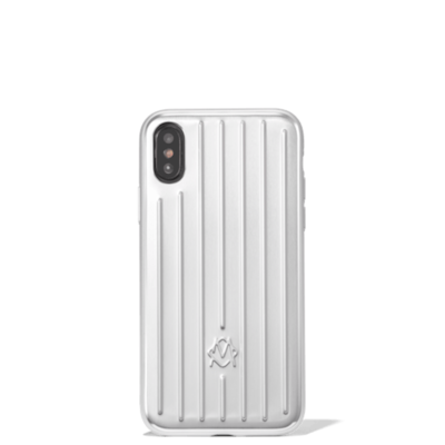 Aluminium Groove Case for iPhone XS
