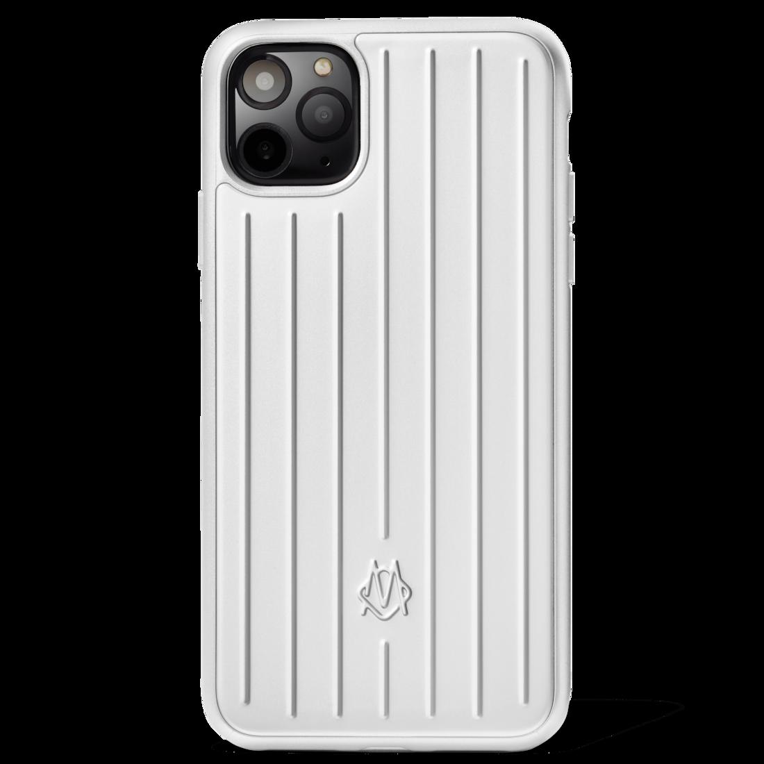 Aluminium Iphone 11 Pro Max Case Silver Rimowa