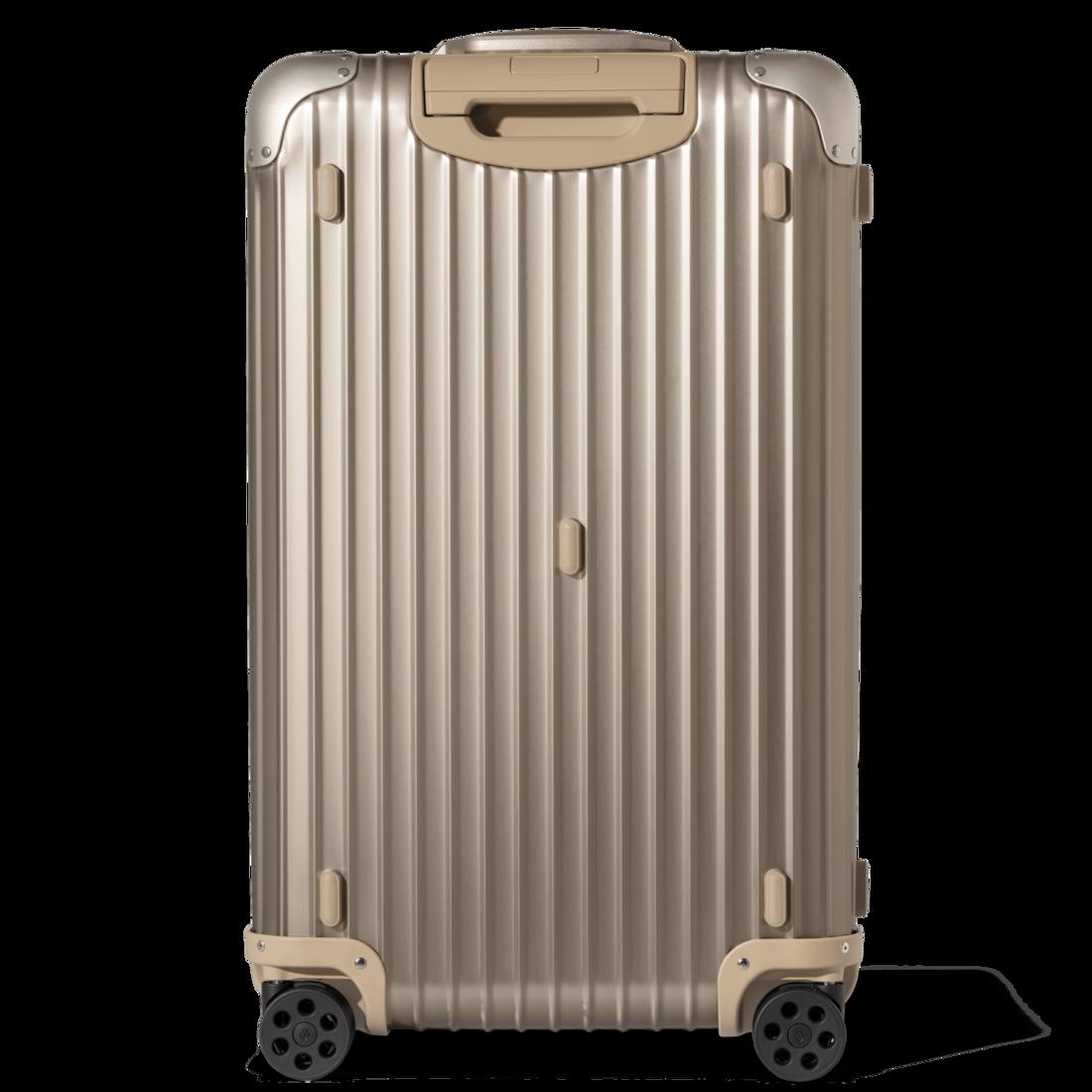 RIMOWA(リモワ)おすすめのブランドスーツケース4