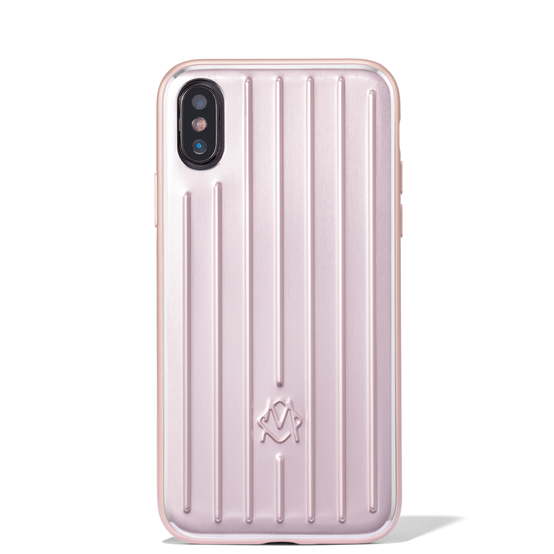 Aluminium Groove Case for iPhone XS - accessories