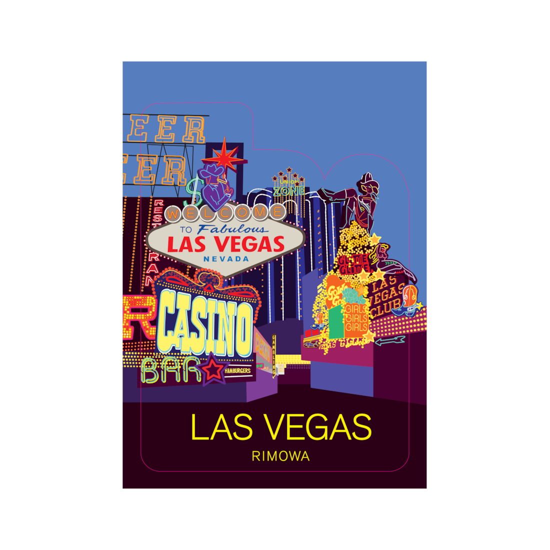 Las Vegas - Stickers