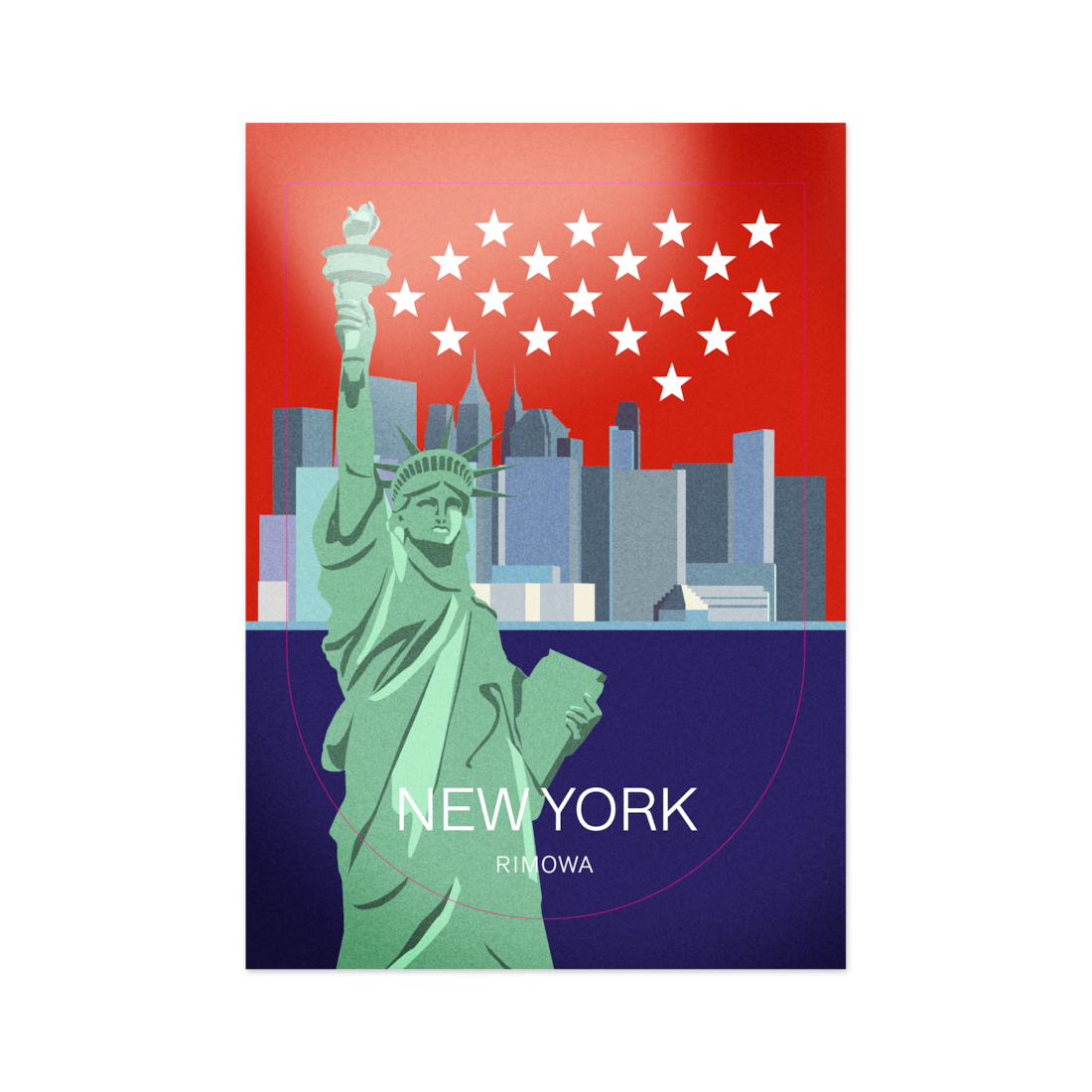 New York - Stickers