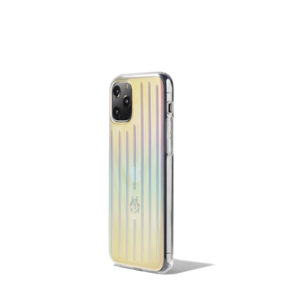Iridescent Groove Case for iPhone 11 Pro