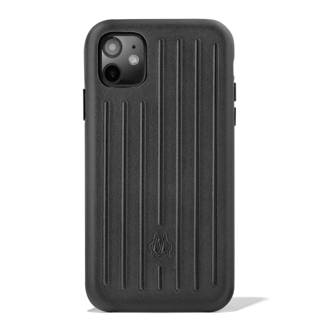 Leder Groove iPhone 11 Case - accessories