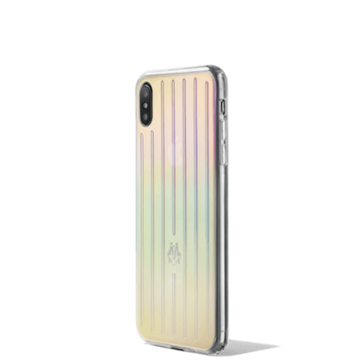 Iridescent Groove Case for iPhone XS Max