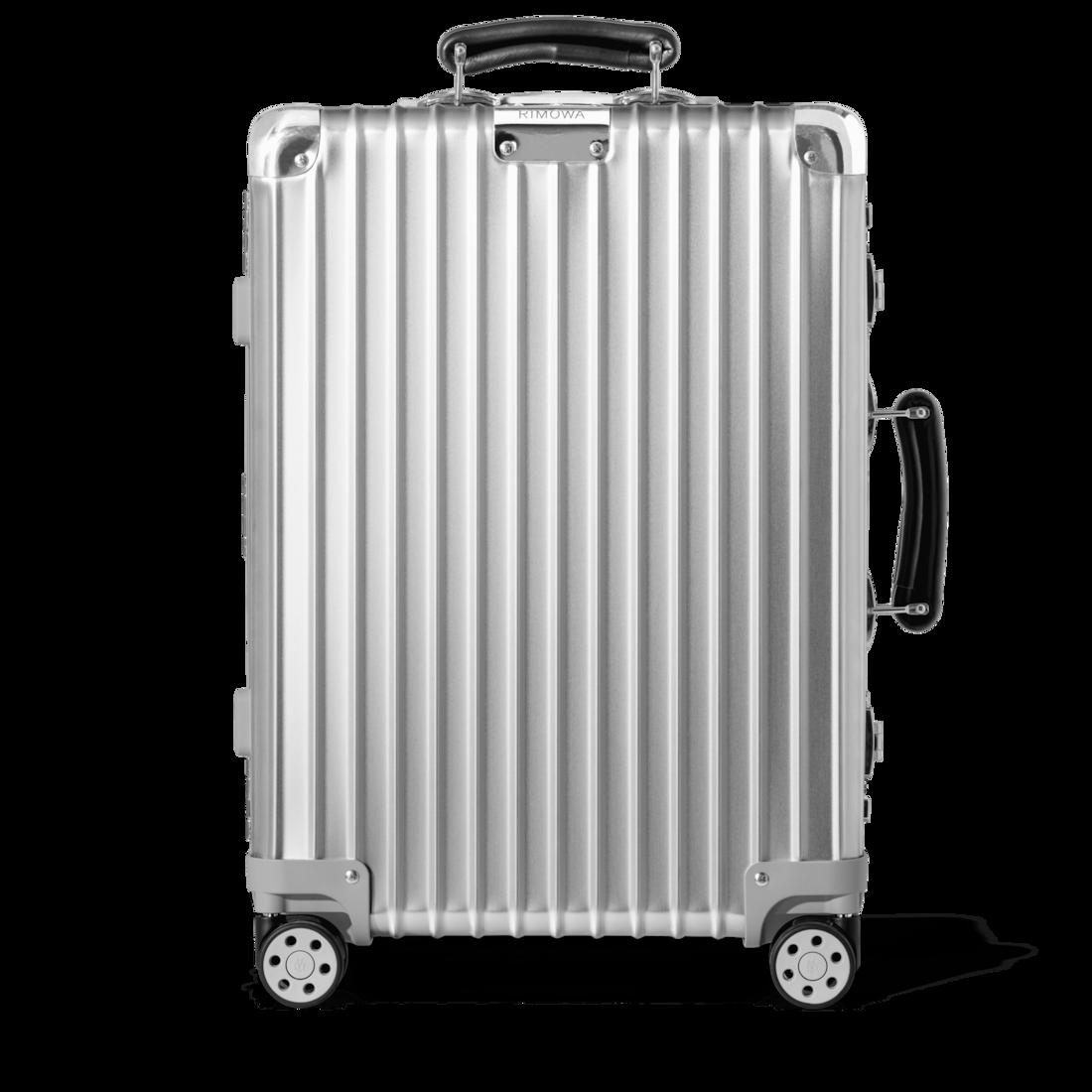おしゃれなアルミ製スーツケース リモワ CLASSIC Cabin S