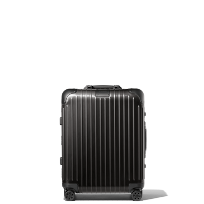 Carry on luggage: Lightweight hand luggage with 4 wheels