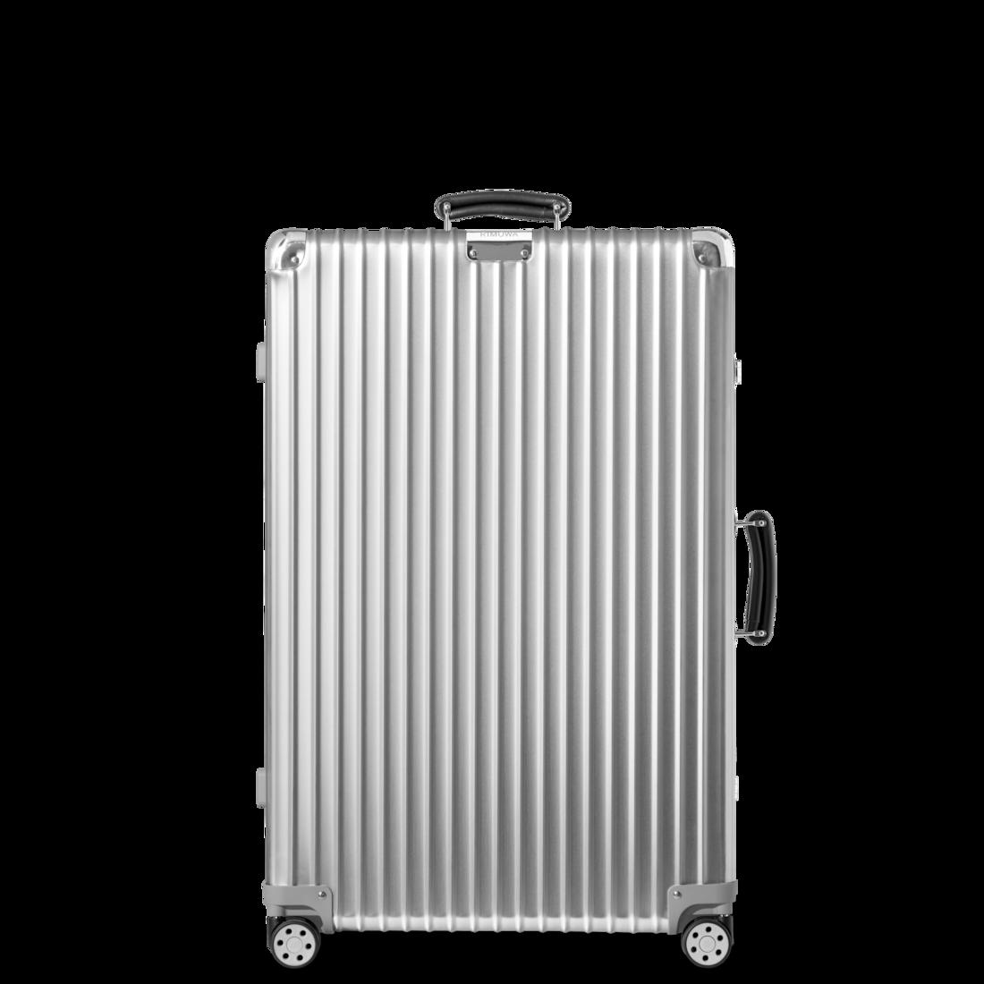 おしゃれなアルミ製スーツケース リモワ CLASSIC Check-In L