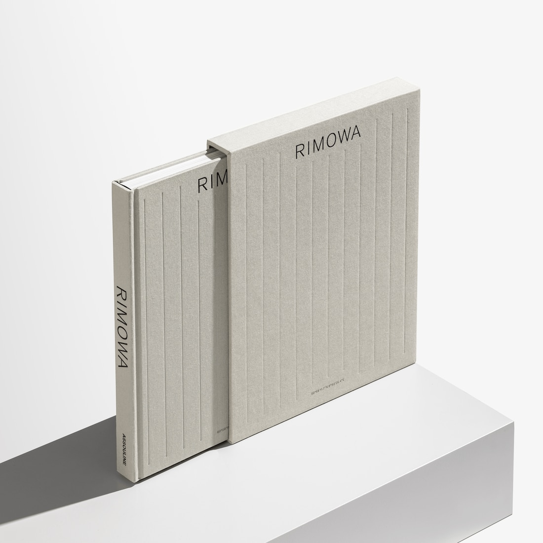 RIMOWA Book by Assouline - Limited Edition