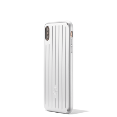 Aluminium Groove Case for iPhone XS Max