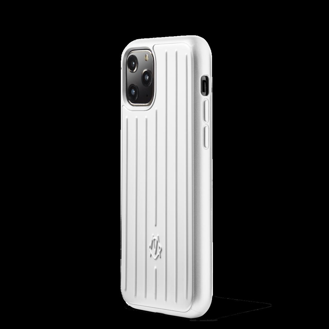 Coque pour iPhone 11 Pro en aluminium | Argent | RIMOWA