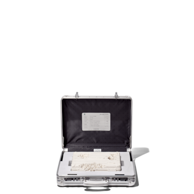 RIMOWA x Daniel Arsham Eroded Attache
