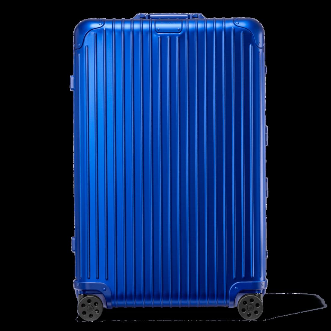 おしゃれなアルミ製スーツケース リモワ Check-In L