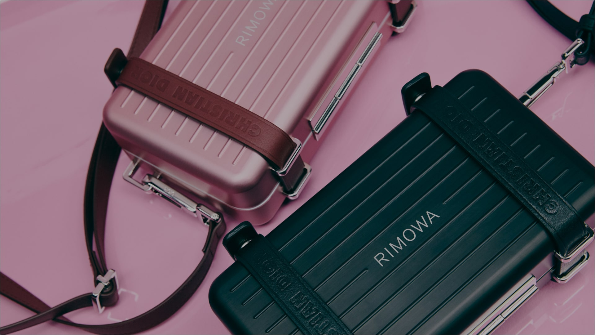 Dior and RIMOWA Personal