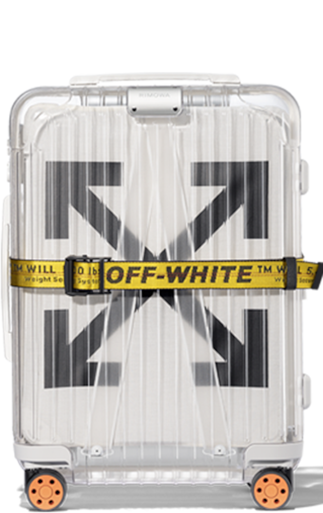 OFF-WHITE™ X RIMOWA
