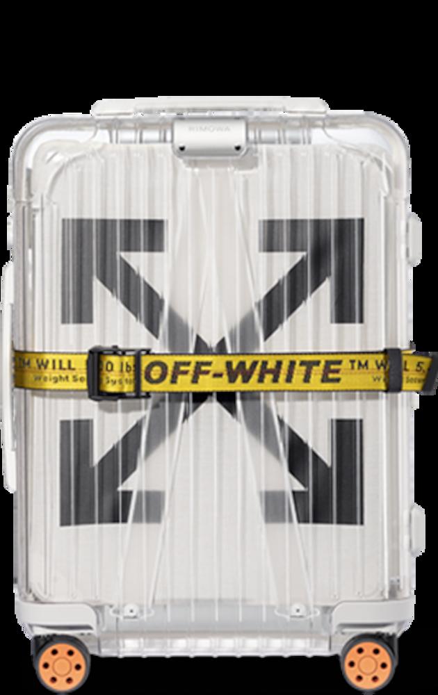 OFF-WHITE™ X RIMOWA