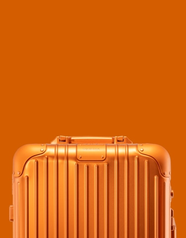Valises Orange